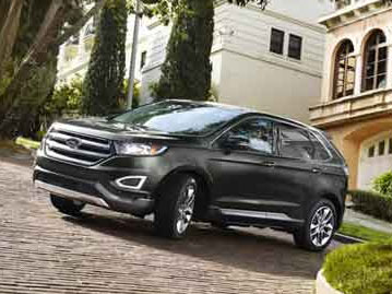 Promotion Ford Edge