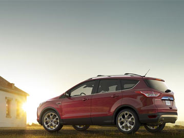 Promotion Ford Escape