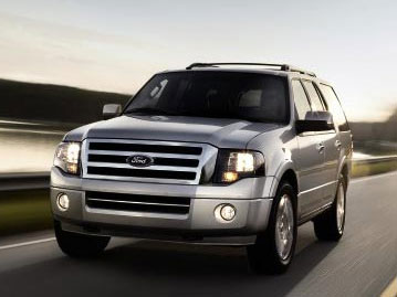 Promotion Ford Expedition