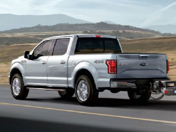 Promotion Ford F-150