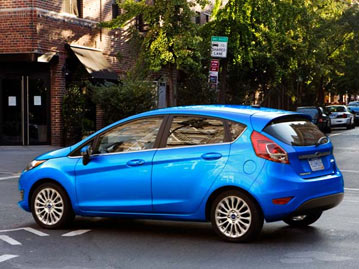 Promotion Ford Fiesta hayon