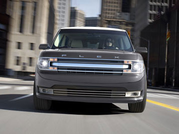 Promotion Ford Flex