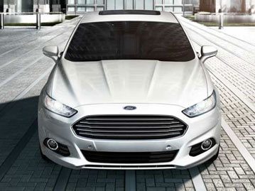 Promotion Ford Fusion