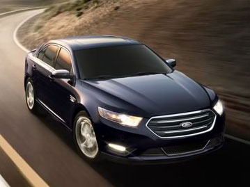 Promotion Ford Taurus