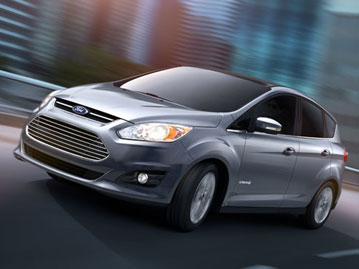 Promotion Ford C-MAX