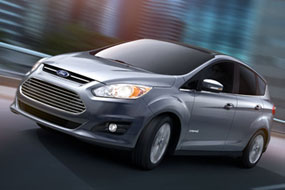 Ford C-MAX 2015   neuf