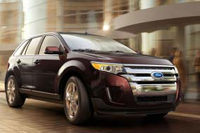 Ford Edge Limited 2012 neuf