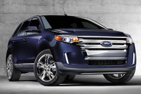 Ford Edge SEL 2013 neuf