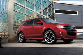 Ford Edge Limited 2014 neuf