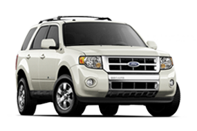 Ford Escape Hybride Limited 2010 neuf