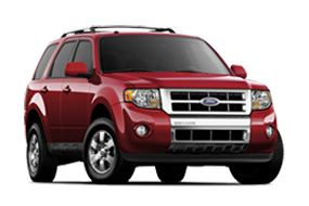 Ford Escape Limited 2010 neuf