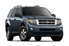 Ford Escape XLT 2010 neuf