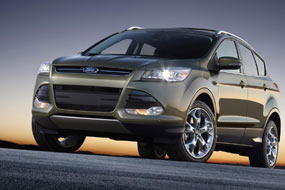 Ford Escape SEL 2013 neuf