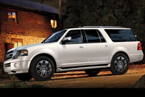 Ford Expedition Limited 2011 neuf