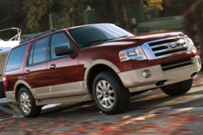 Ford Expedition XLT 2011 neuf
