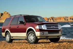Ford Expedition Limited 2012 neuf