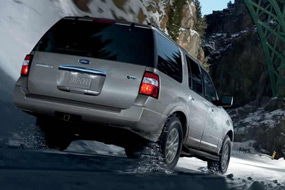 Ford Expedition XLT 2012 neuf