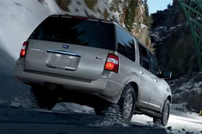 Ford Expedition XLT 2013 neuf