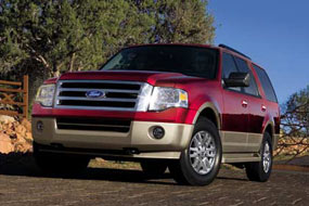 Ford Expedition Limited 2014 neuf