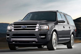 Ford Expedition XLT 2015 neuf
