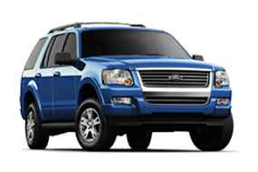 Ford Explorer XLT 2010 neuf