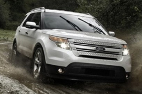 Ford Explorer de Base 2011 neuf