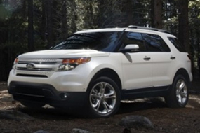 Ford Explorer XLT 2011 neuf