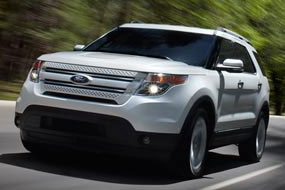 Ford Explorer Limited 2014 neuf