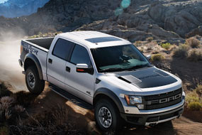 Ford F-150 SVT Raptor Cabine Double 2012 neuf