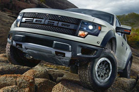Ford F-150 SVT Raptor Cabine Double 2013 neuf
