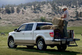Ford F-150 King Ranch 2013 neuf