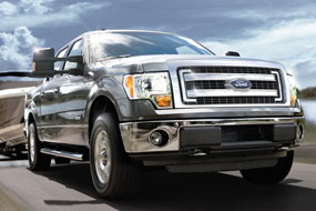 Ford F-150 Limited 2013 neuf