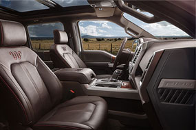Ford F-150 King Ranch 2015 neuf