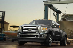 Ford F-450 King Ranch 2015 neuf