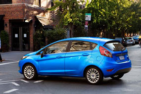 Ford Fiesta Hayon S 2014 neuf