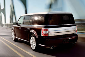 Ford Flex Limited 2013 neuf