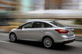 Ford Focus Berline SE 2013 neuf