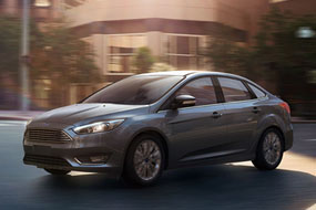 Ford Focus Berline 2015 neuf
