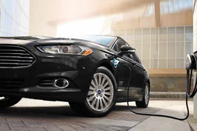 Ford Fusion Hybride 2015 neuf