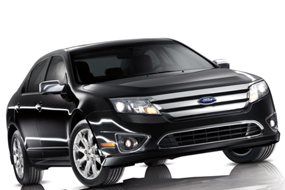 Ford Fusion SEL 2011  neuf