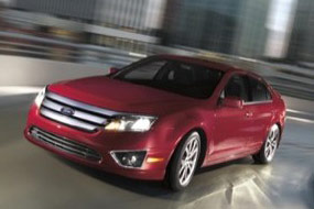Ford Fusion S 2012 neuf