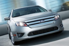 Ford Fusion SEL 2012 neuf