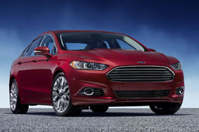 Ford Fusion S 2013 neuf