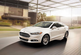 Ford Fusion Hybride 2014 neuf