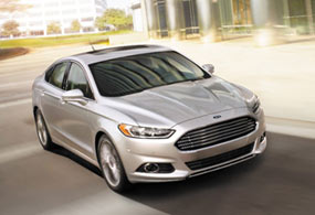 Ford Fusion S 2014 neuf