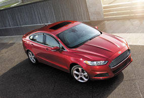 Ford Fusion SE 2014 neuf