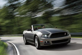 Ford Mustang Décapotable V6 2014 neuf