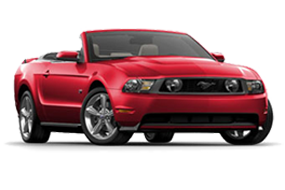 Ford Mustang Cabriolet GT 2010 neuf