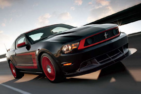 Ford Mustang Boss 2012 neuf