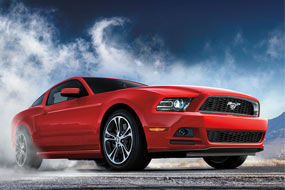 Ford Mustang Coupé 2014 neuf